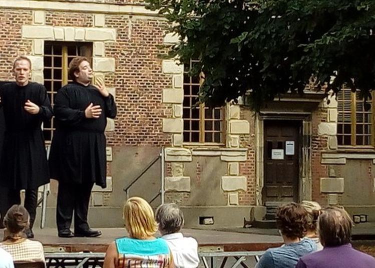 Théâtre : L'art De Dire à Moulins