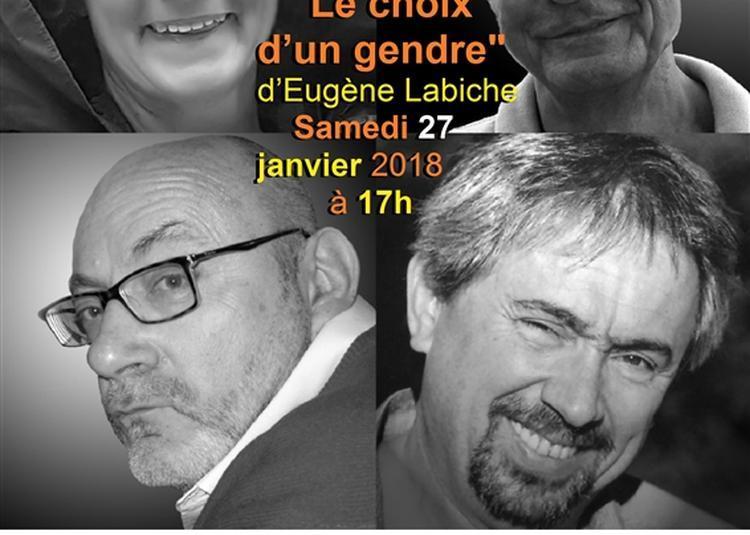 Théâtre Labiche le choix d'un gendre à Aix en Provence