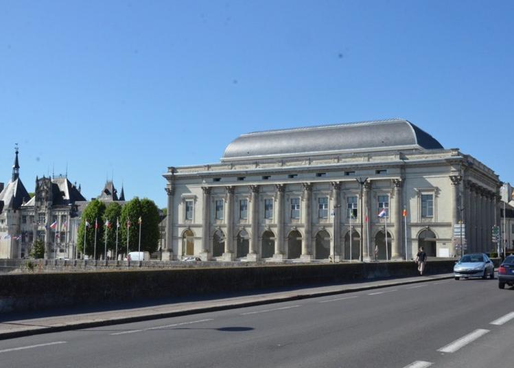 Théâtre Le Dôme à Saumur