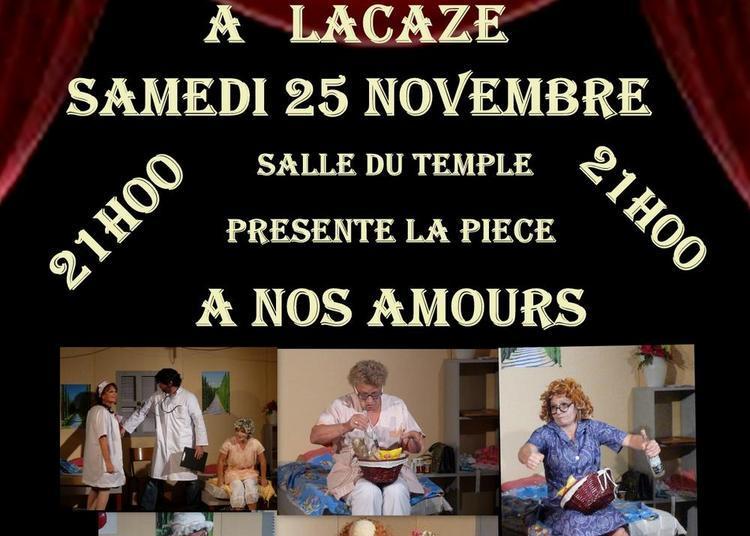 Theatre les cocagnols à Lacaze
