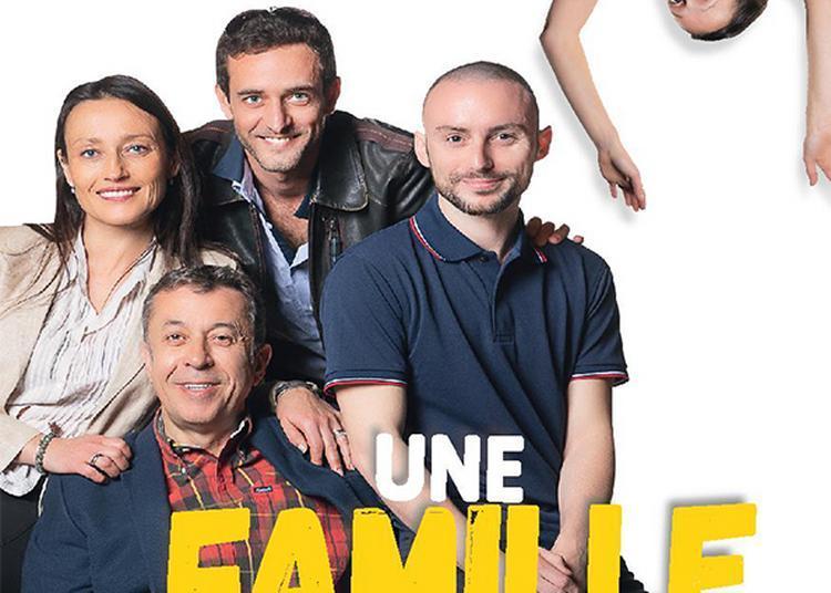 Une famille modèle comédie d'Ivan Calberac à Verac