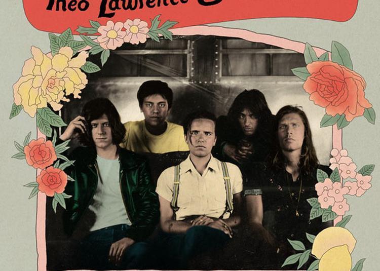Theo Lawrence & The Hearts à Paris 18ème
