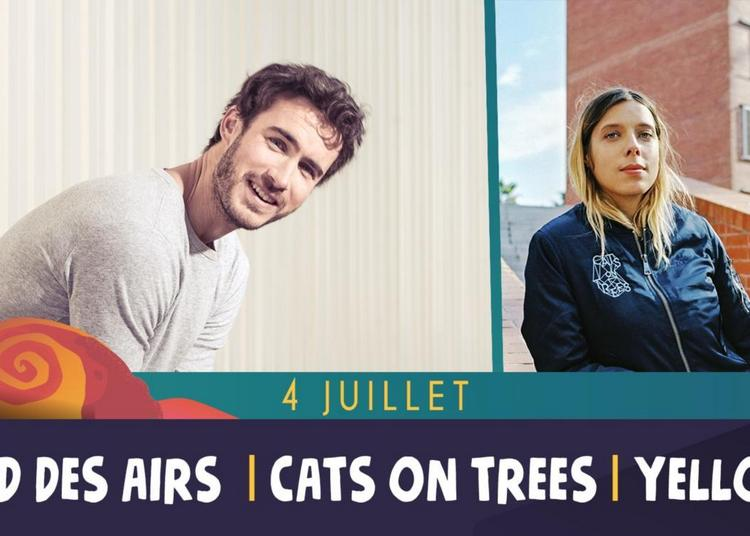 Boulevard des Airs, Cats on Trees, Yellowstone à Saint Malo du Bois