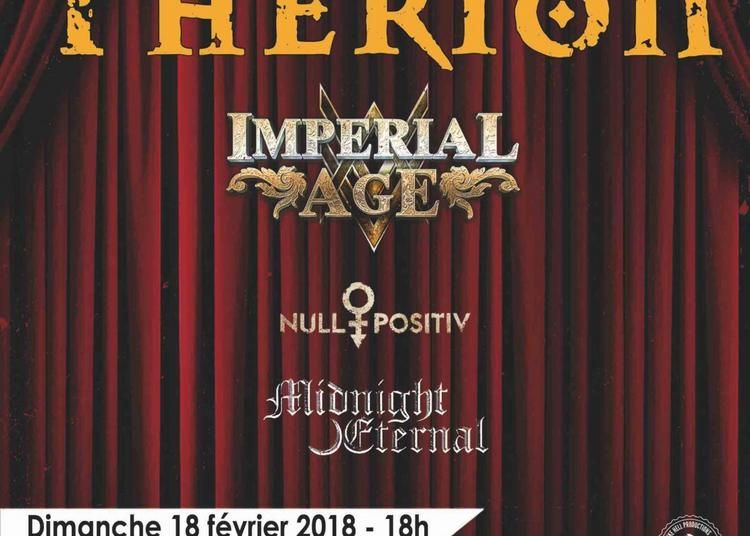 Therion au Ninkasi Kao (Lyon)