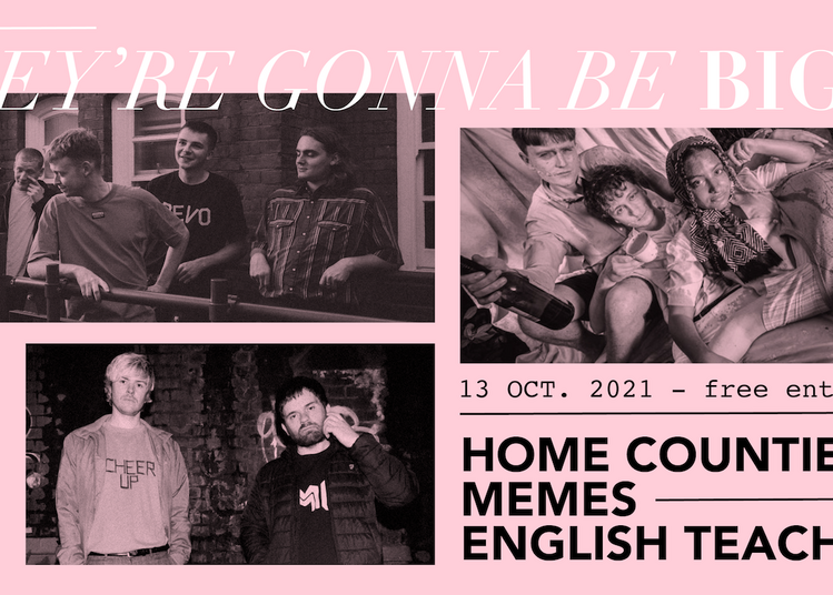 They'Re Gonna Be Big / Home Counties - Memes - English Teacher à Paris 12ème