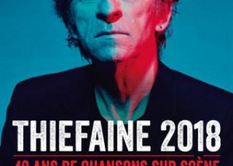 Thiefaine 2018 à Nantes