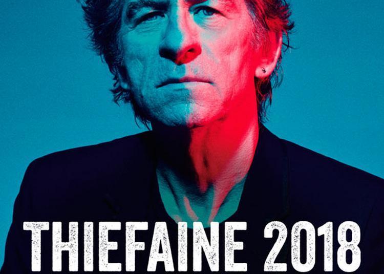 Thiefaine 2018 à Toulouse
