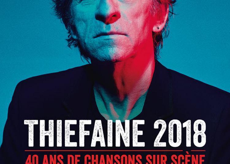 Thiefaine 2018 à Paris 12ème