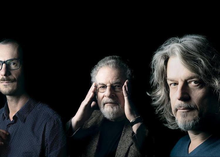 Thierry ELIEZ Trio Featuring André CECCARELLI à Paris 1er