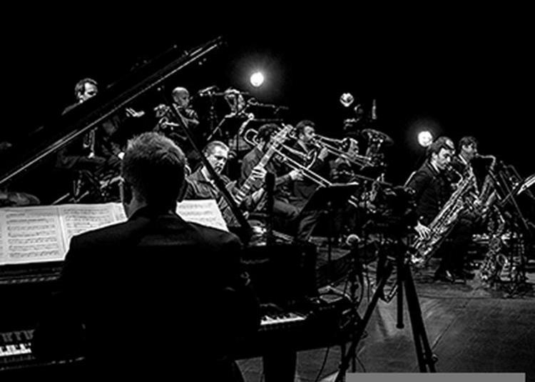 Thierry Maillard Big Band à Paris 1er