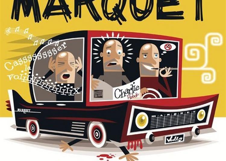Thierry Marquet Dans Saignant Mais Juste à Point à Nimes