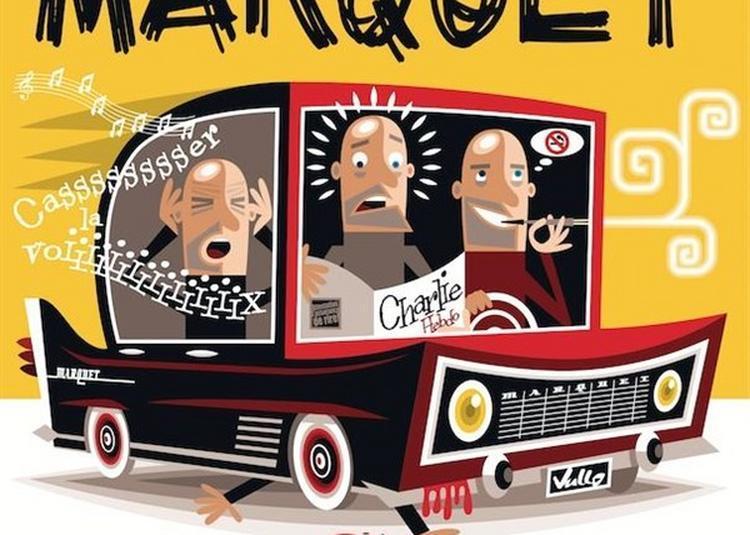 Thierry Marquet Dans Saignant Mais Juste à Point à Six Fours les Plages