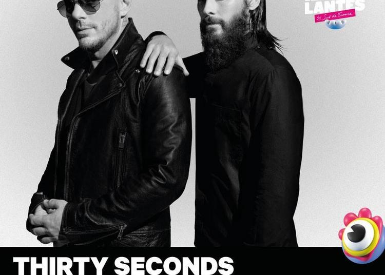 Thirty seconds to Mars + Macklemore à Argeles sur Mer
