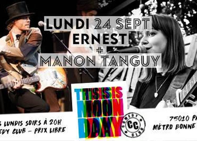 This Is Monday -  Ernest X Manon Tanguy à Paris 10ème