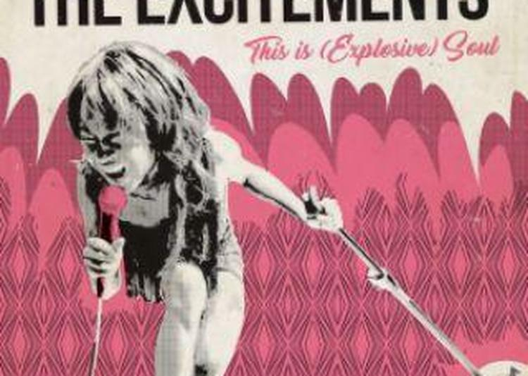 This Is Soul ! The Excitements+hannah Williams & The Affirmations à Montpellier