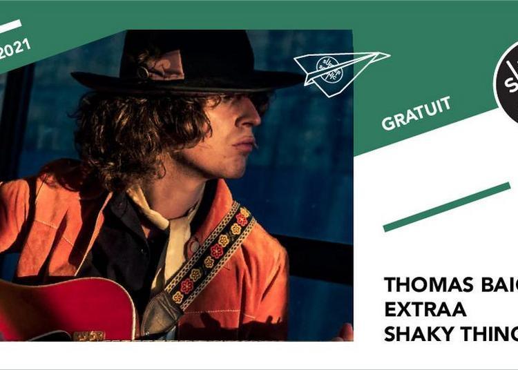 Thomas Baigneres - Extraa - Shaky Things à Paris 12ème