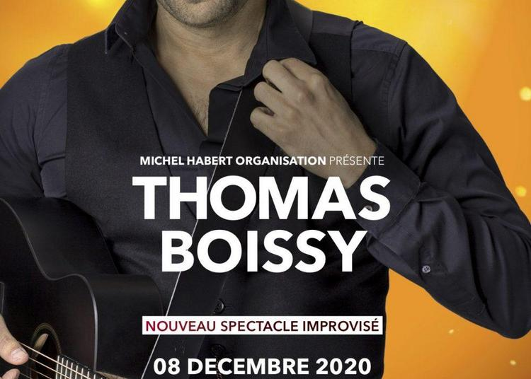 Thomas Boissy à Paris 14ème
