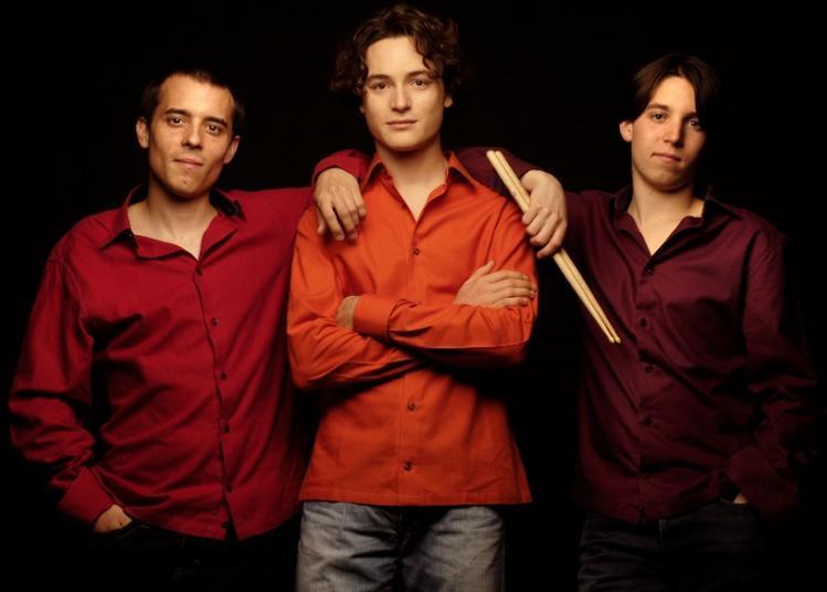 Thomas Enhco Trio à Biron
