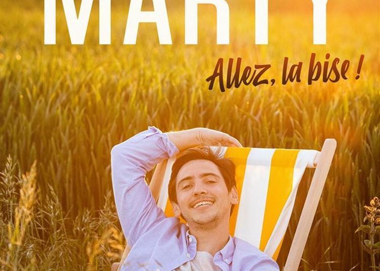 Thomas Marty Dans Allez, La Bise ! à Montpellier
