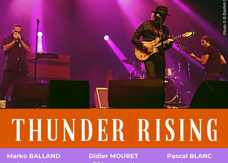 Thunder Rising à Paris 14ème