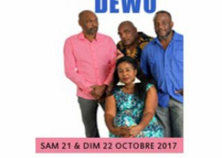 Ti Moun Déwo à Paris 9ème