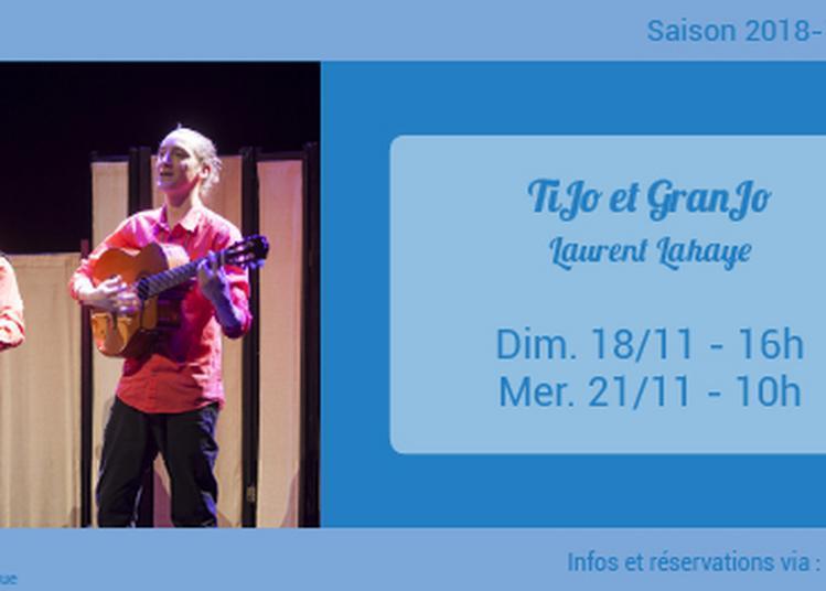 TiJo et GranJo à Lille