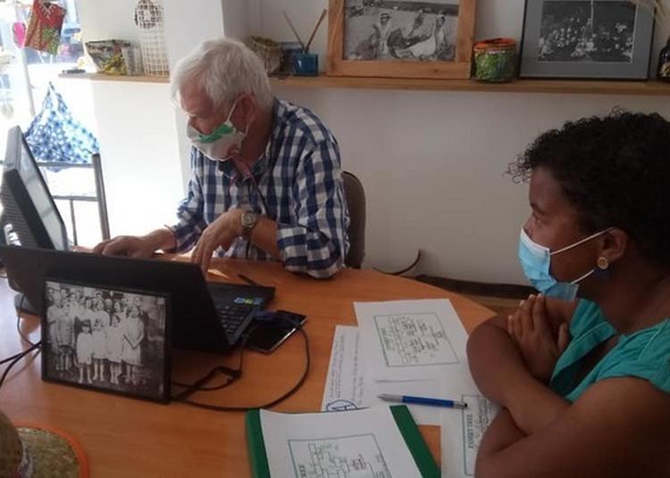 Tikatsou - Atelier Généalogie à Saint Denis
