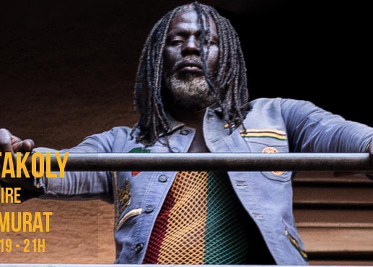 Tiken Jah Fakoly - Festival Terre De Blues De Marie-galante Jour 2 à Grand Bourg