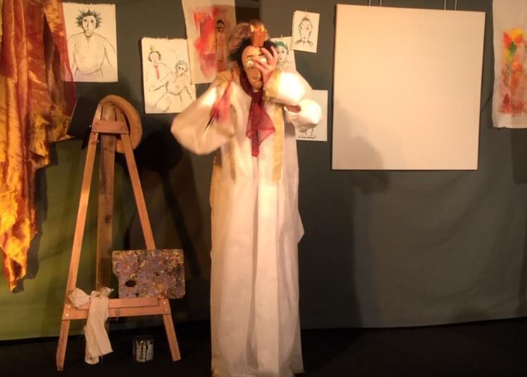 Tilou et le pinceau magique à Toulouse