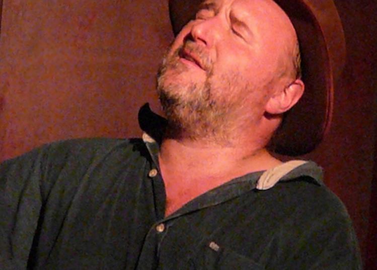 Tim O'Connor chansons et musiques irlandaises à Grenoble