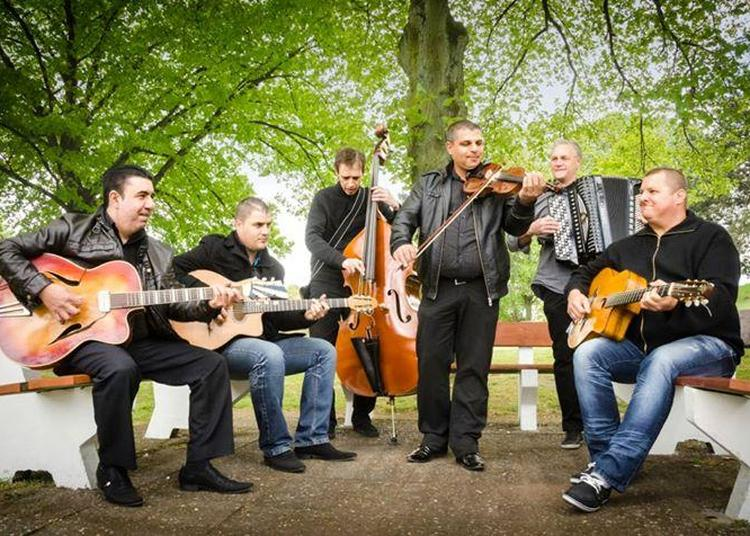 Timbo Mehrstein Gypsy Jazz Ensemble à Strasbourg
