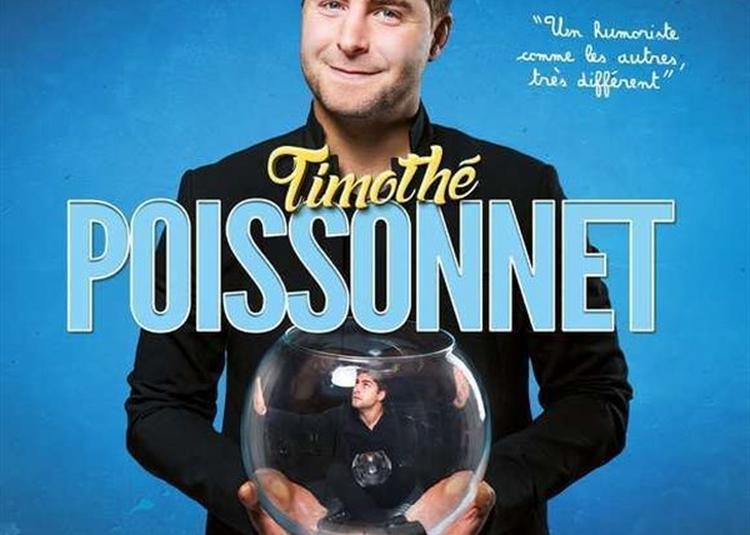 Timothé Poissonnet Dans Le Bocal à Vannes
