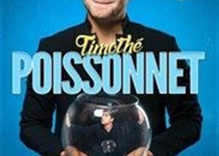 Timothé Poissonnet Dans Le Bocal à Coulommiers