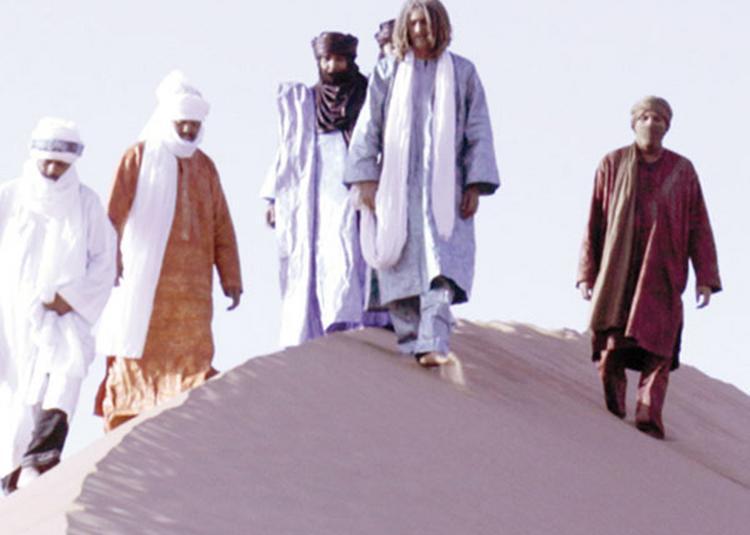 Tinariwen à Ris Orangis