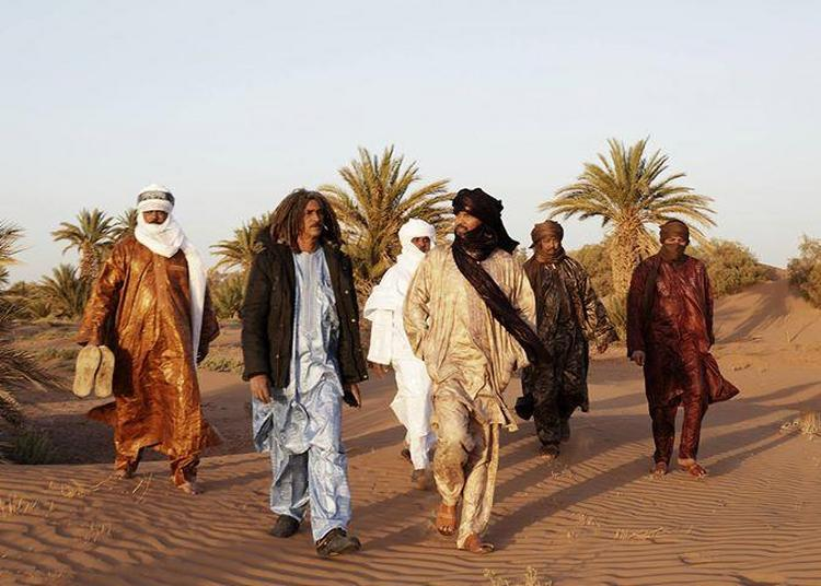 Tinariwen à Tremblay en France