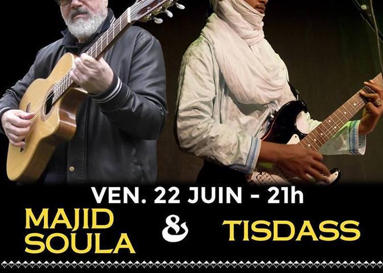 Tisdass Et Madjid Soula à Marseille