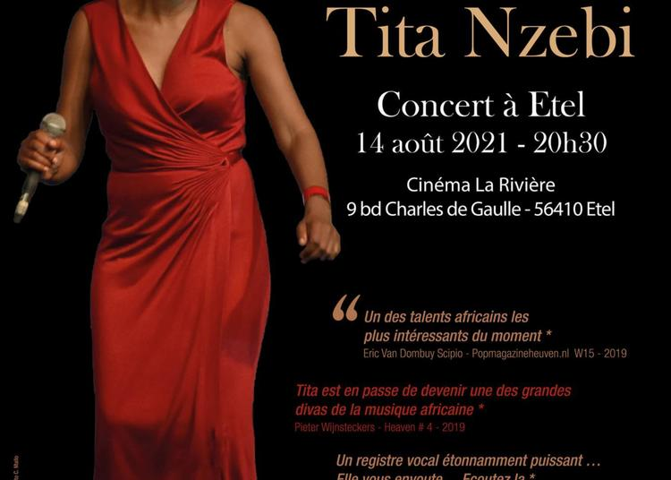 Tita Nzebi en concert à Etel
