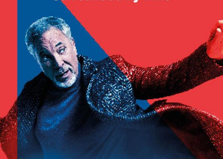 Tom Jones à Paris 2ème