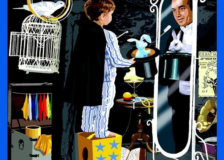 Tom Le Magicien à Paris 10ème