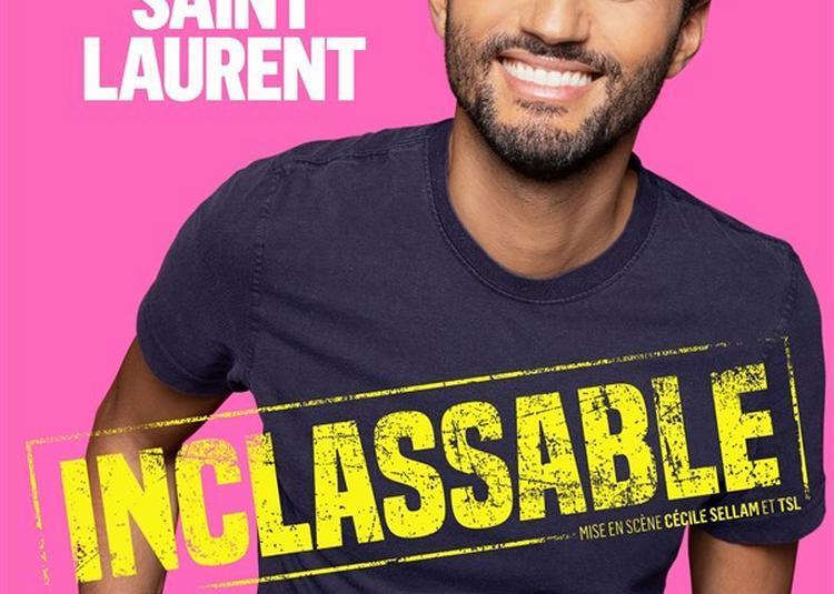 Tony Saint Laurent Dans Inclassable à Paris 11ème