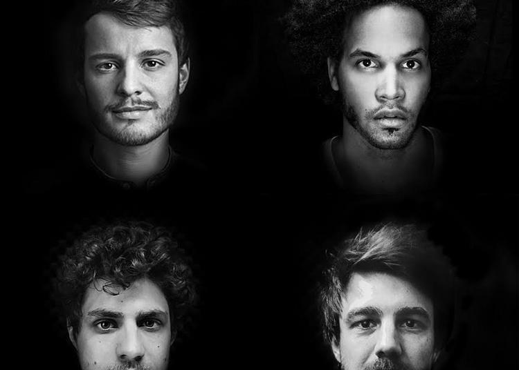 Tony Tixier / Ben Van Gelder / Tom Berkmann / Mathias Ruppnig « Scopes » à Paris 1er