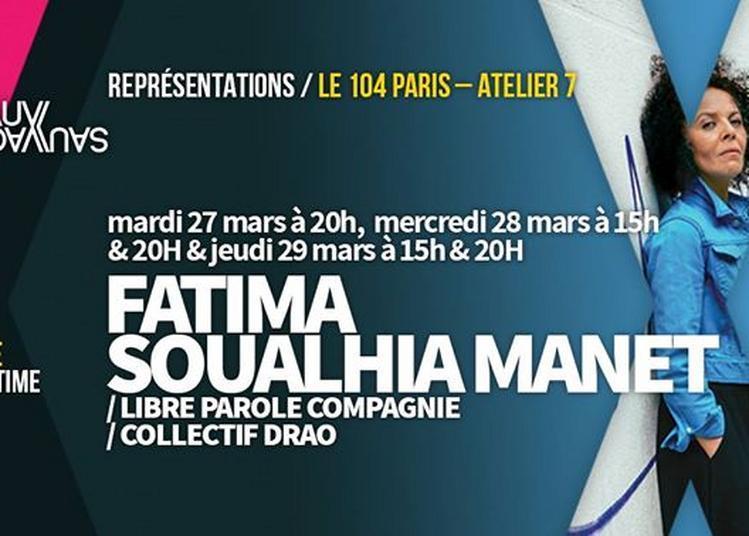 Too much time, Women in prison - Fatima Soualhia Manet à Paris 19ème