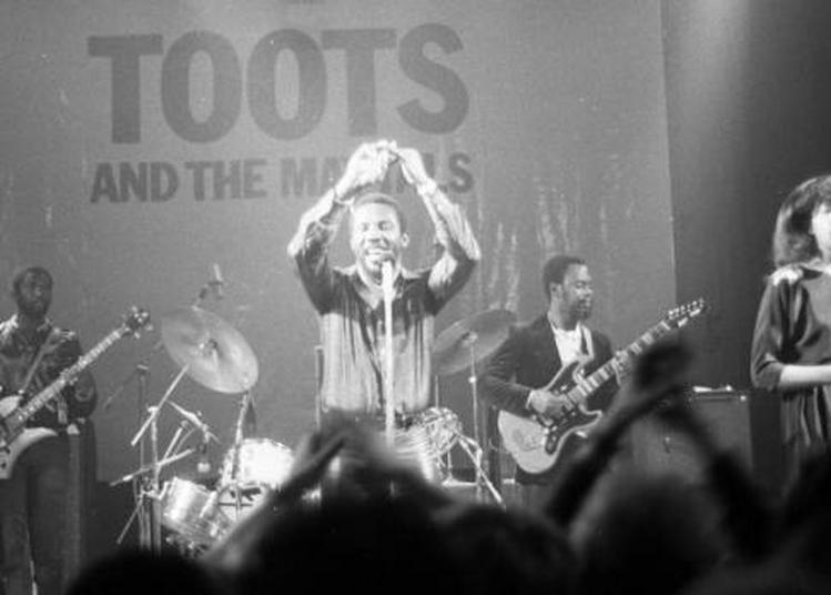 Toots & The Maytals à Paris 9ème