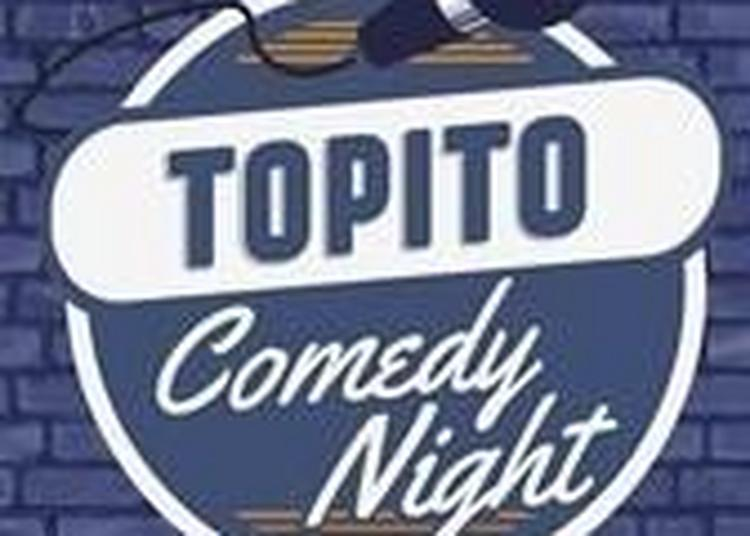 Topito Comedy Night à Paris 2ème