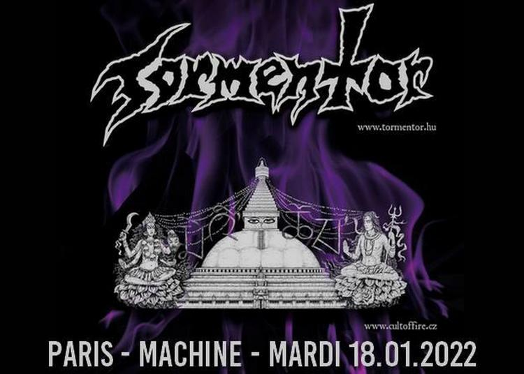 Tormentor + Cult Of Fire à Paris 18ème
