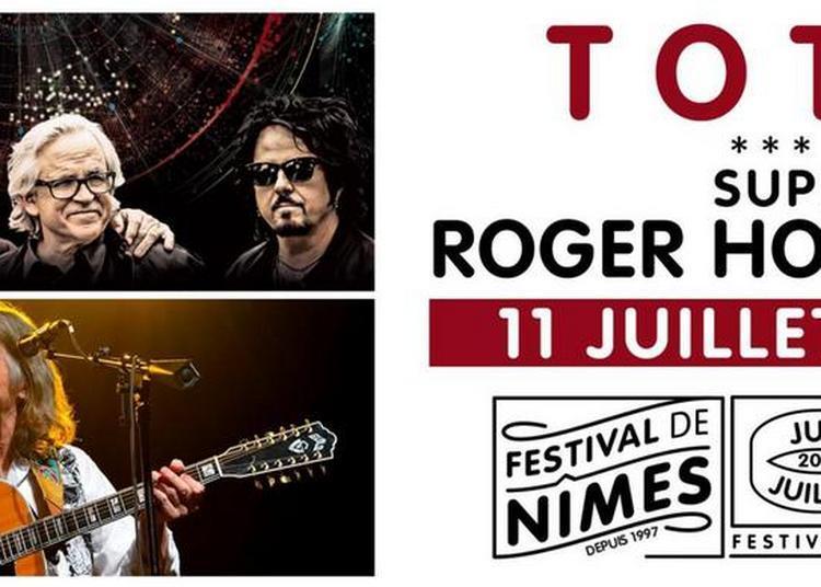 Toto et Roger Hodgson à Nimes