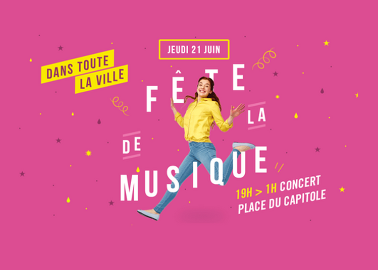 Synapson et Lost Frequencies Place du Capitole à Toulouse