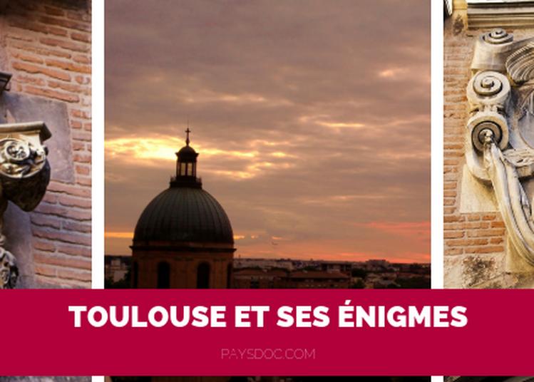 Toulouse et ses Enigmes - Nocturne