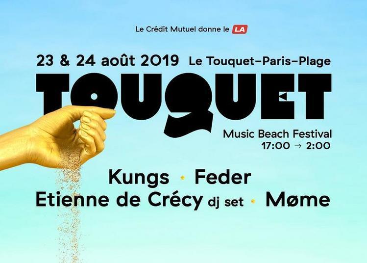 Touquet Music Beach Festival 2019 à Le Touquet Paris Plage