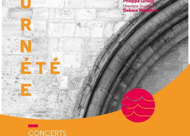 Tournée d'été / concert Manosque